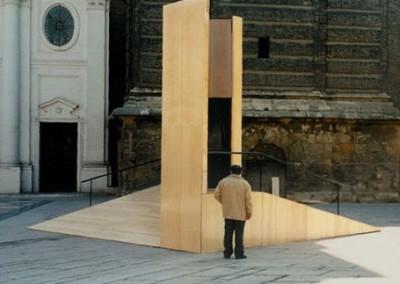 Pabellón de exposiciones Bienal de Arquitectura y Urbanismo 1994