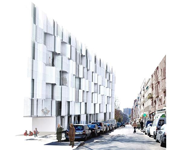 103 viviendas de VPO en Nuestra Señora d los Angeles 1