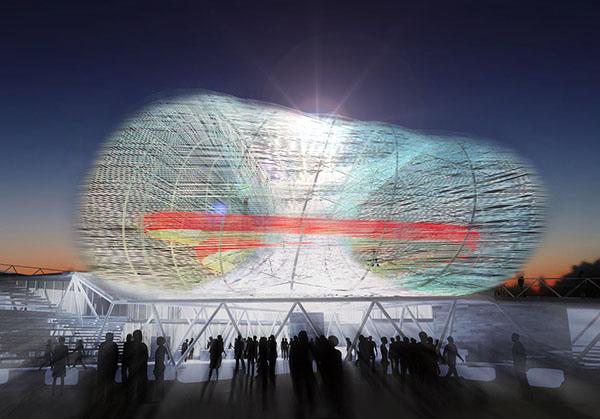 Pabellón de España para la Expo de Milán 2015