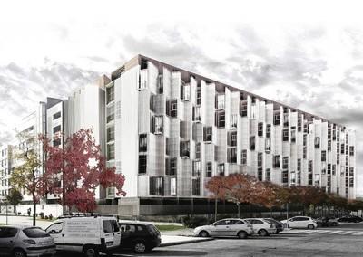 95 viviendas de consumo cero «proyecto Madrid 0.0»