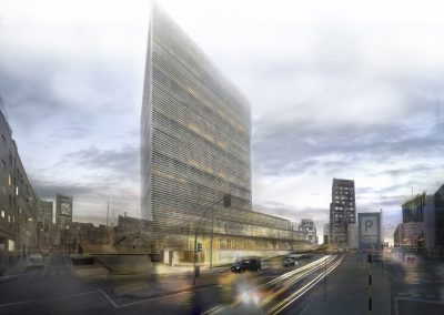 Centro integral de transporte – METRO MADRID