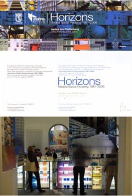 """CMA en la exposición """"HORIZONS, MADRID SOCIAL HOUSING"""" en Berlin"""