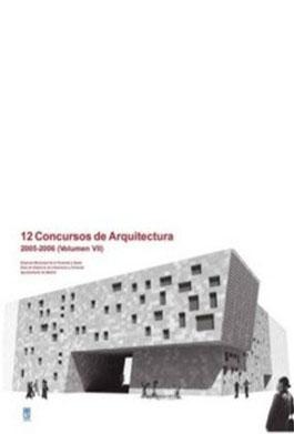 """Presentación del libro """"12 CONCURSOS DE ARQUITECTURA-EMVS"""""""