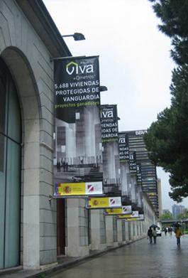 """CMA en la exposición """"PROYECTO VIVA"""" del Ministerio de Vivienda en Madrid"""