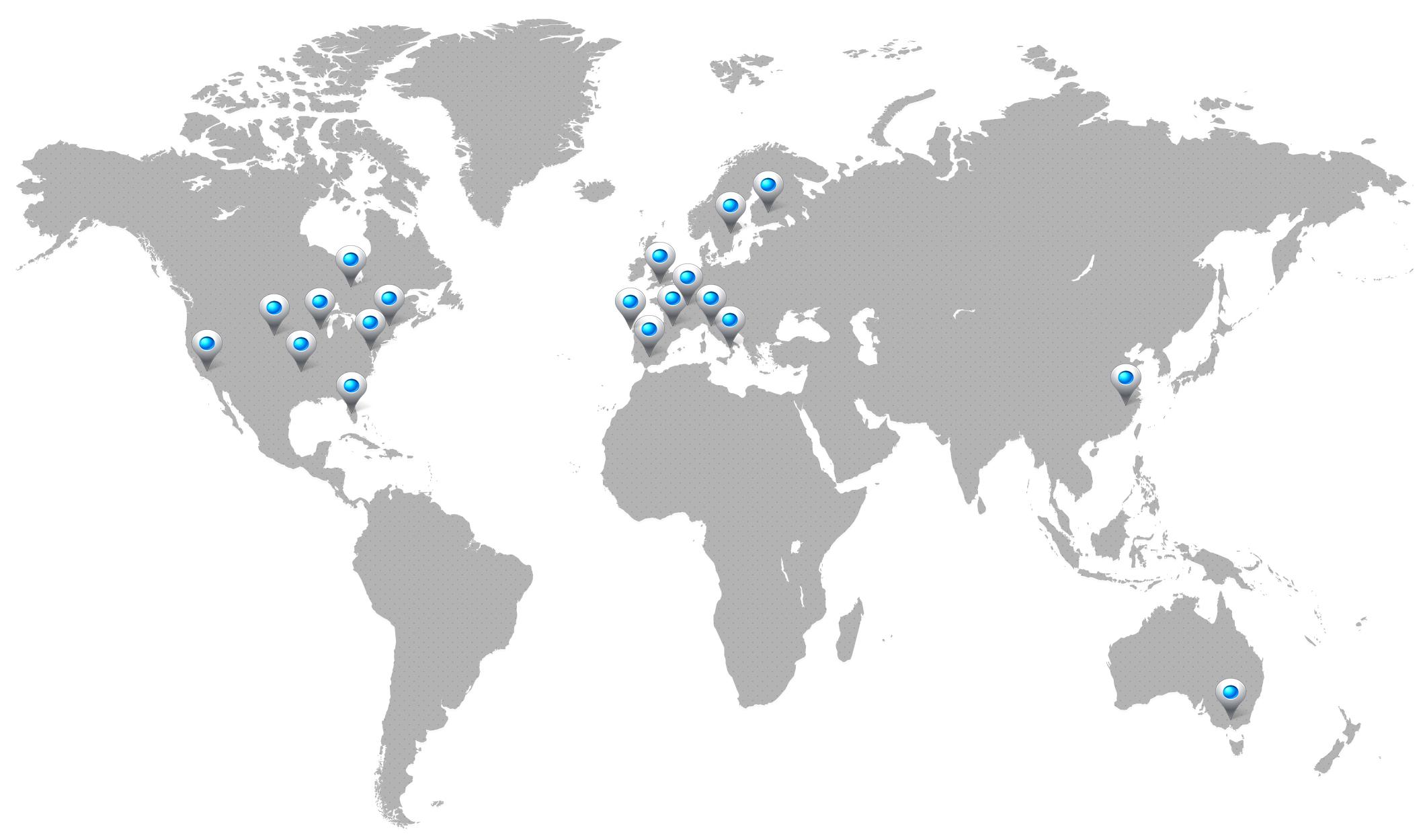 exposiciones de cmA en el mundo