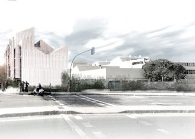 Rehabilitación de la antigua Fábrica CLESA