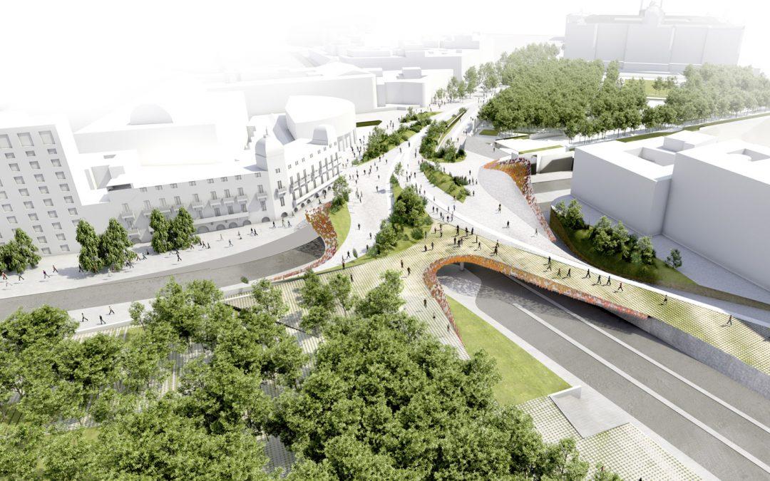 Remodelación de la Plaza de España