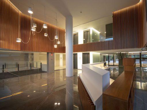 151 viviendas promoción «LAGOS PARK» de Ikasa