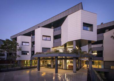 77 viviendas promoción «LAGOS PARK 2» de Ikasa