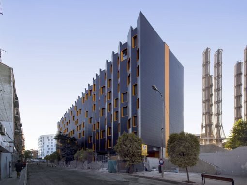 101 viviendas de VPP NSA1 Madrid